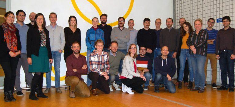 Third consortium meeting taking place at UMC Utrecht